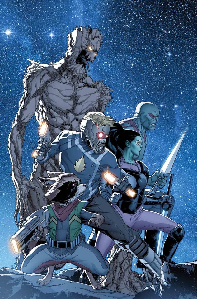 Infinity Wars: Fallen Guardian #1