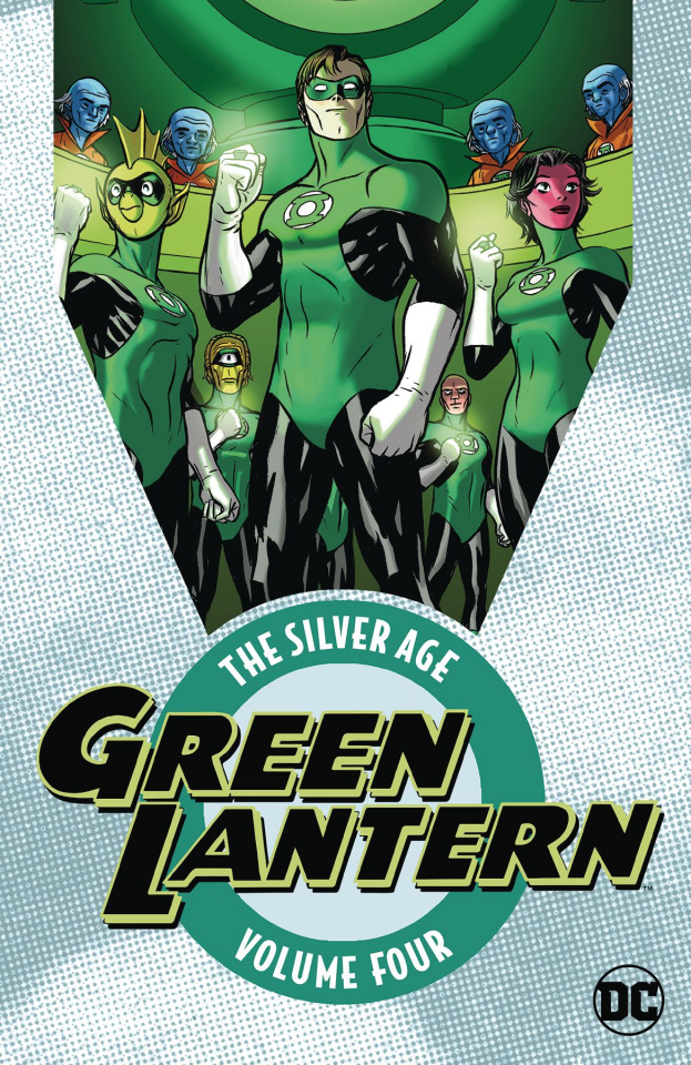 Green Lantern: The Silver Age Vol. 4