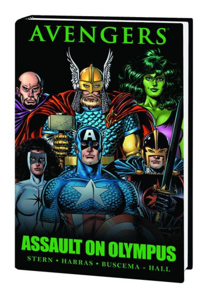 Avengers: Assault On Olympus