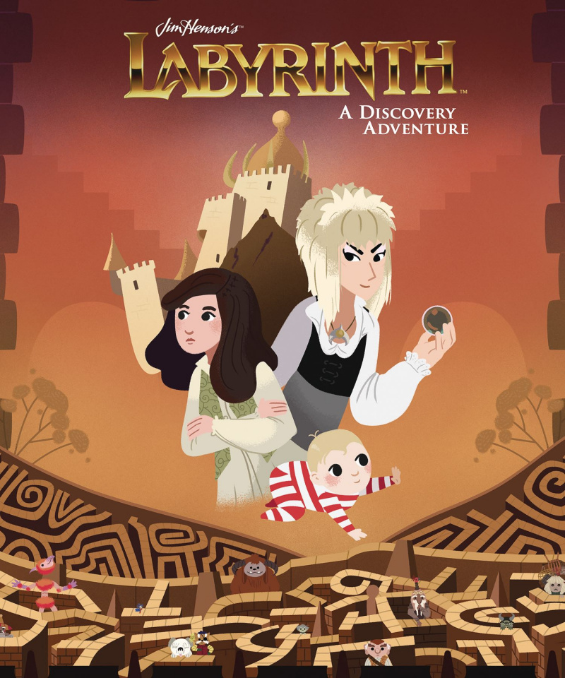 Labyrinth: A Discovery Adventure