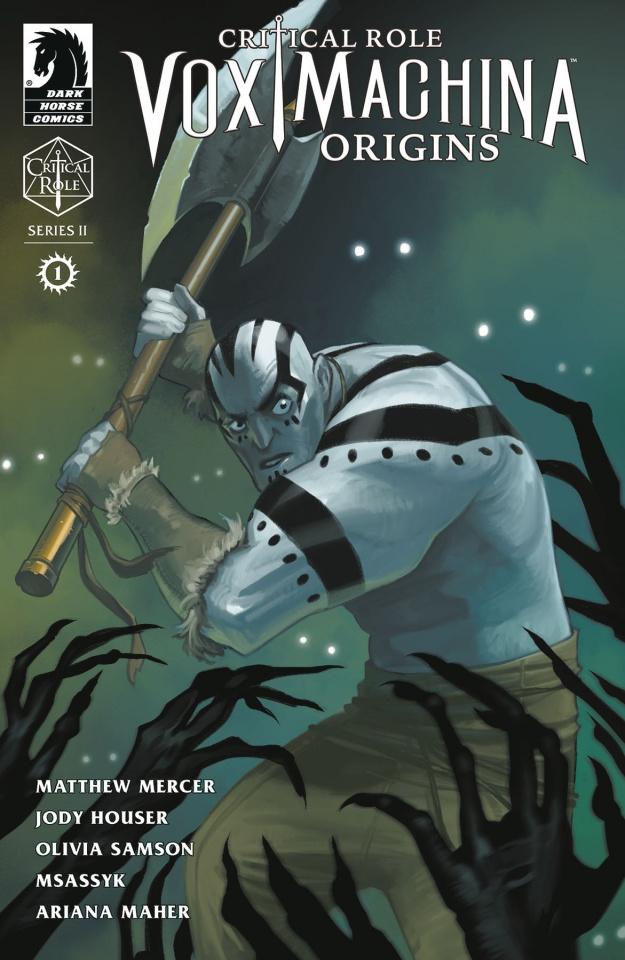 Critical Role: Vox Machina Origins, Series Ii #1