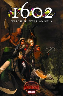 1602: Witch Hunter Angela #2
