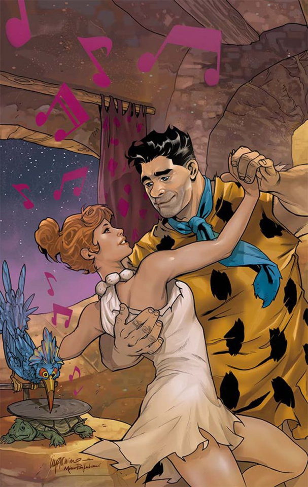 The Flintstones #2 (Variant Cover)