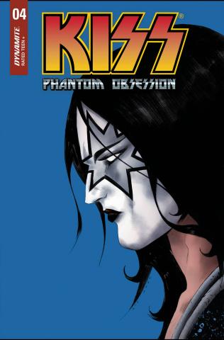 KISS: Phantom Obsession #4 (Lee Cover)