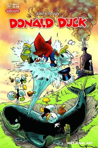 Donald Duck #367