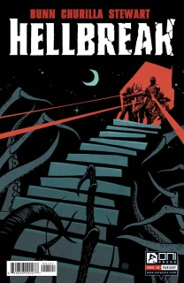 Hellbreak #1 (100 Copy Chiang Cover)