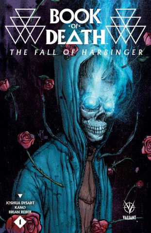 Book of Death: The Fall of Harbinger #1 (10 Copy Lee Cover)