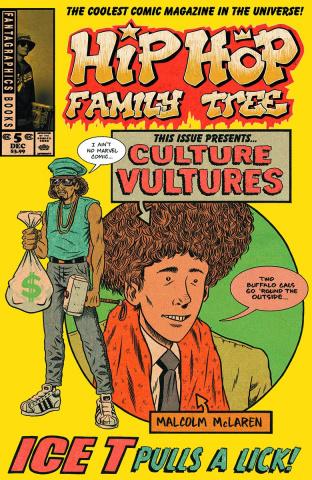 Hip Hop Family Tree #5
