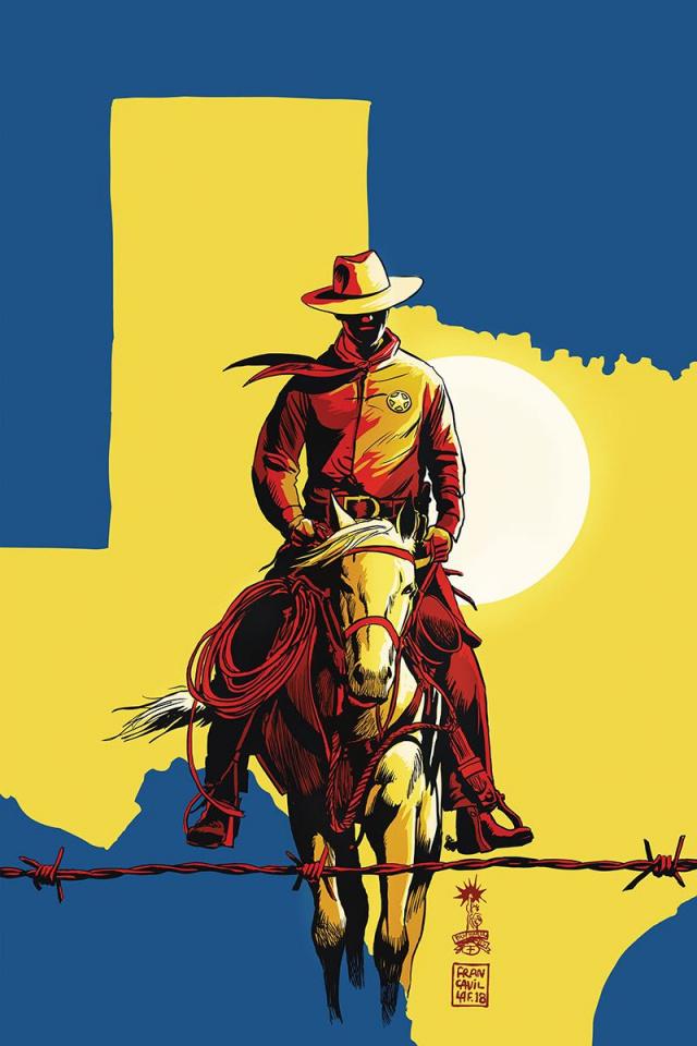 The Lone Ranger #1 (20 Copy Francavilla Virgin Cover)