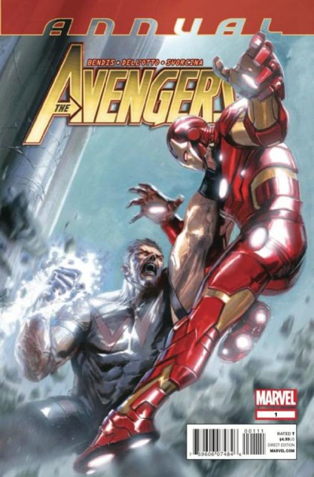 Avengers Annual #1