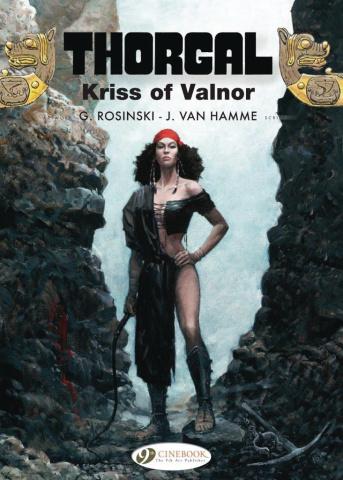 Thorgal Vol. 20: Kriss of Valnor