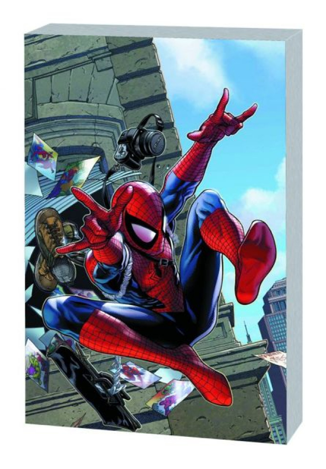 Amazing Spider-Man: Secret Origins