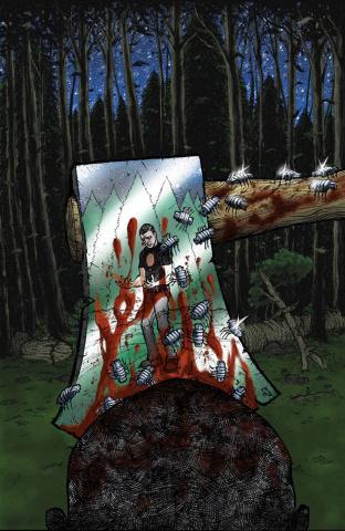 Bloodshot: Reborn #3 (20 Copy Lee Cover)
