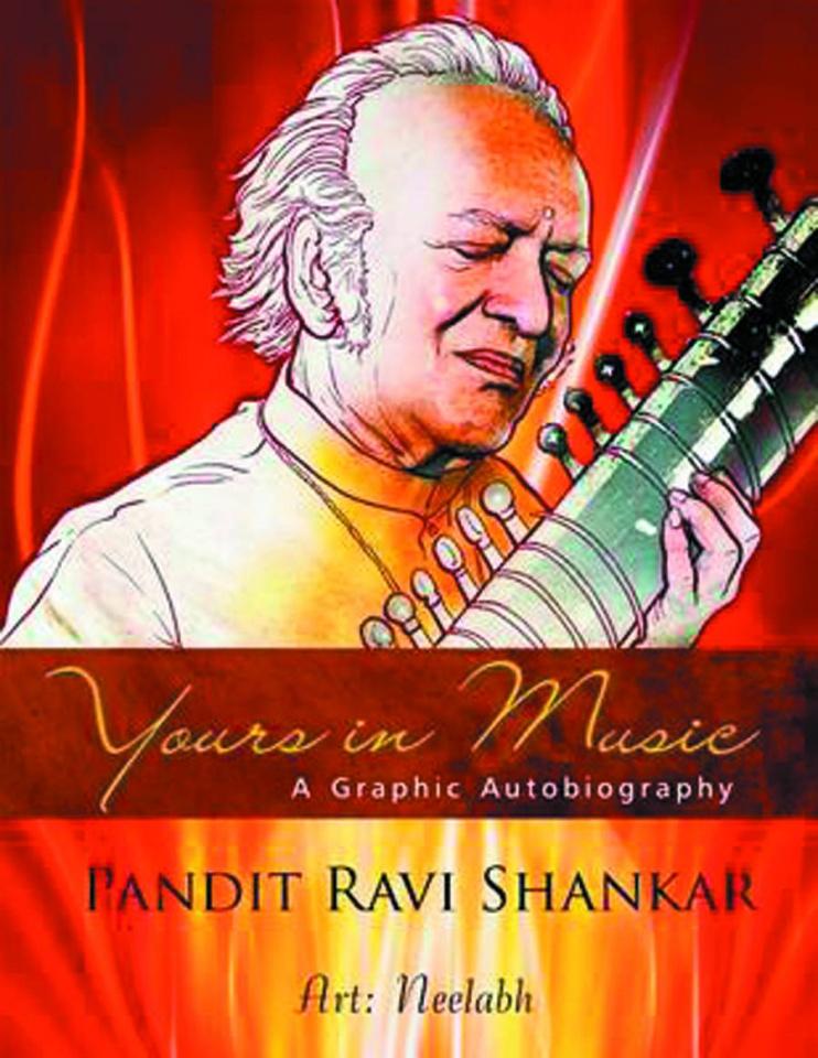 Yours in Music: Ravi Shankar