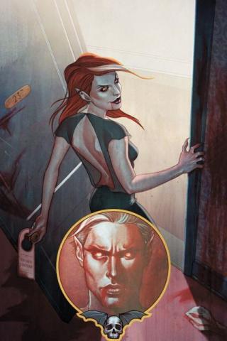 I, Vampire #2
