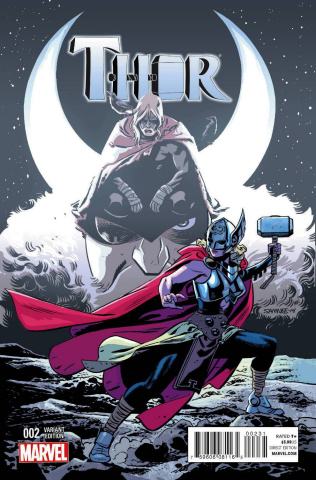 Thor #2 (Samnee Cover)