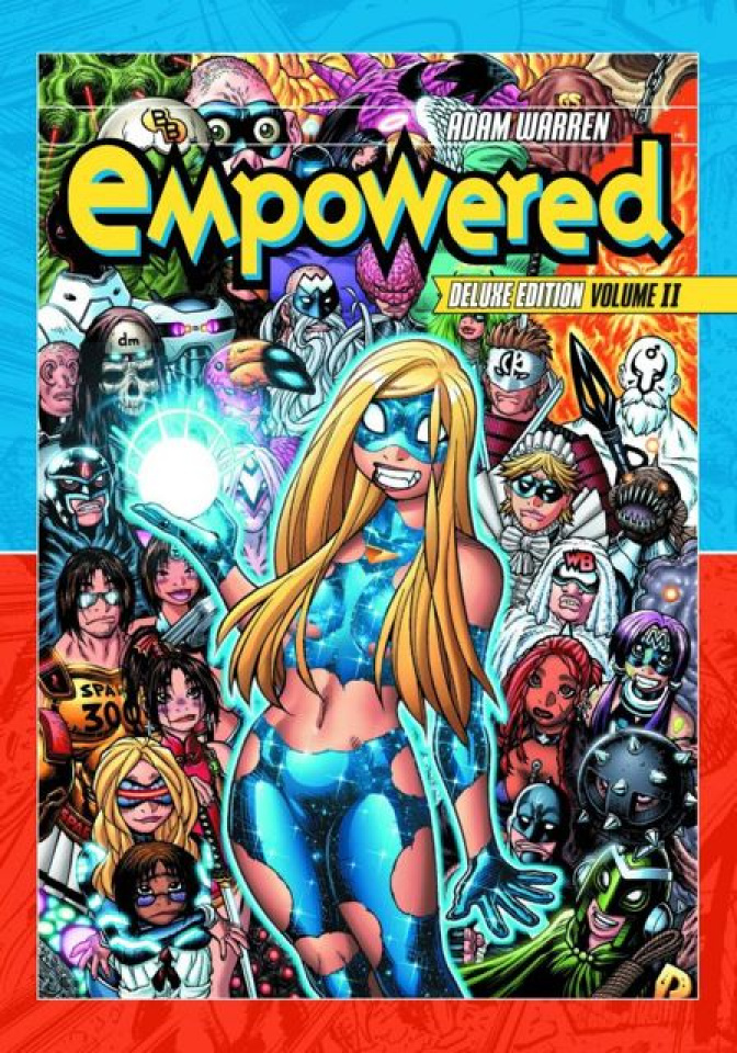 Empowered Vol. 2 (Deluxe Edition)
