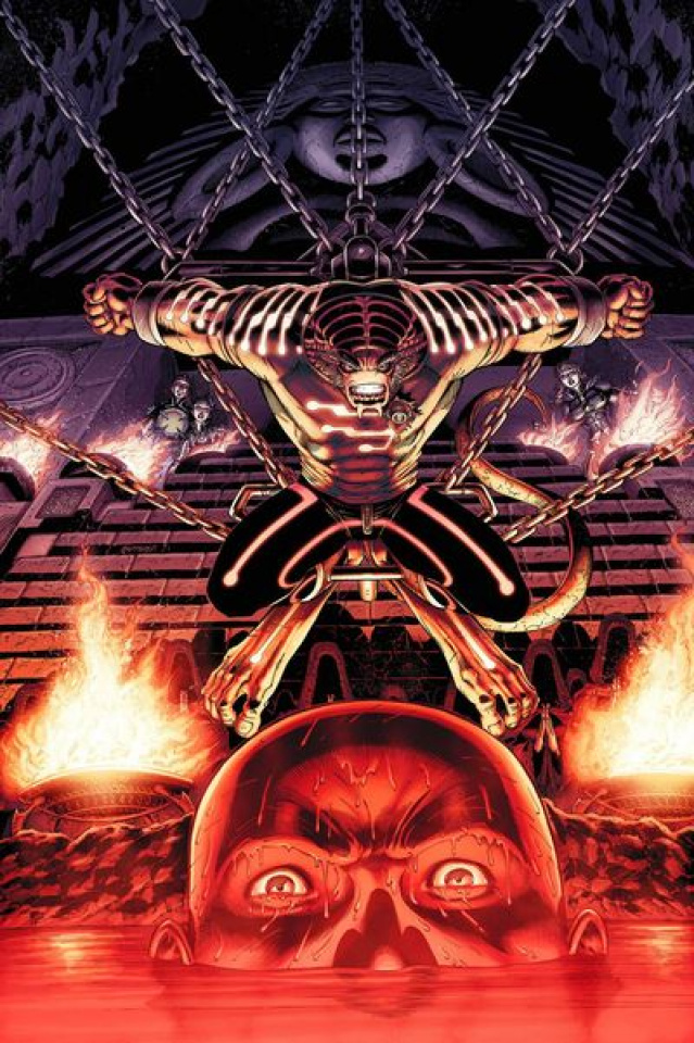 The Ravagers #3