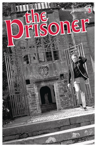 The Prisoner #3 (Photo Cover)