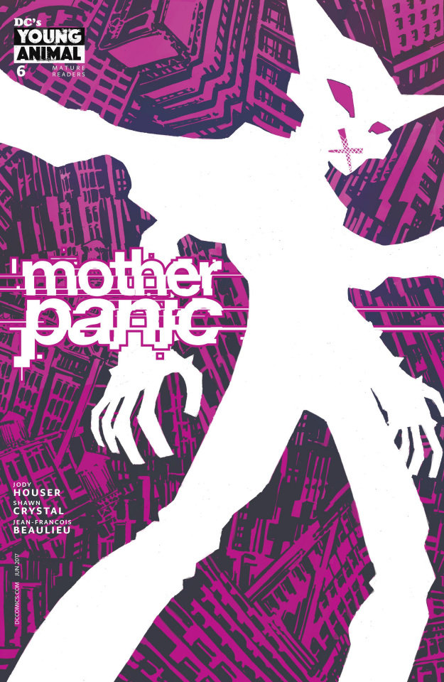 Mother Panic #6 (Variant Cover)