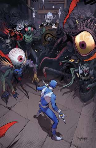Mighty Morphin' Power Rangers #18 (30 Copy Mora Cover)