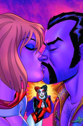 Harley Quinn & Power Girl #4