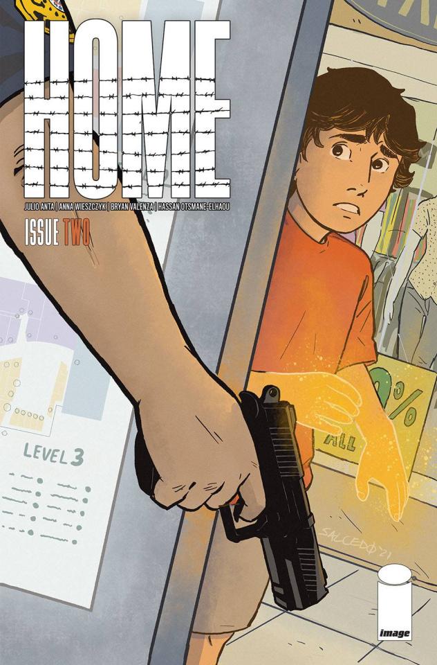 Home #2 (Salcedo Cover)