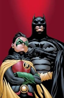 Batman & Robin by Tomasi & Gleason (Omnibus)