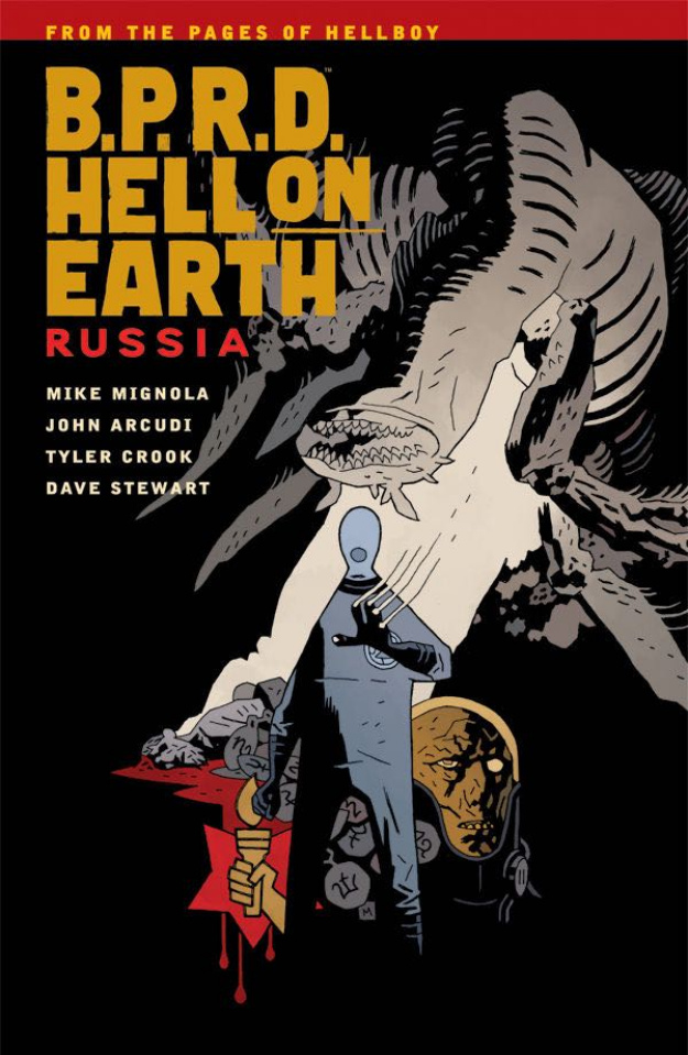 B.P.R.D.: Hell on Earth Vol. 3: Russia