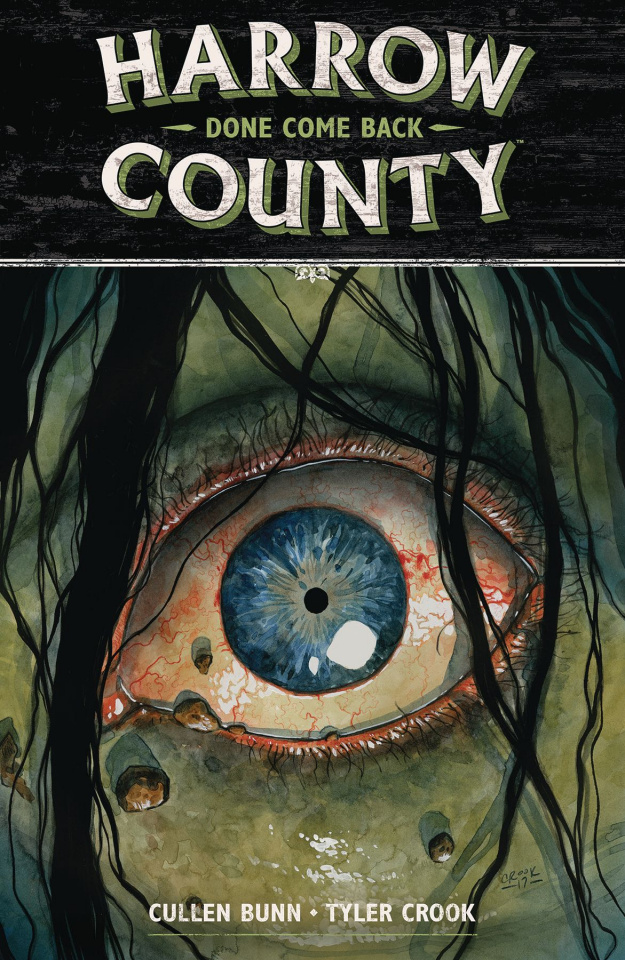 Harrow County Vol. 8: Done Come Back