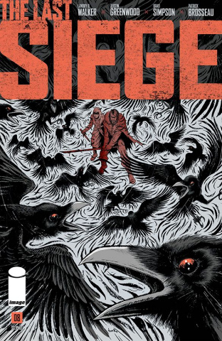 The Last Siege #8 (Neely Cover)