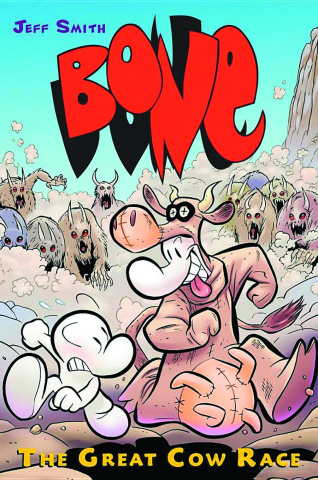 Bone: Color Edition Vol. 2: The Great Cow Race