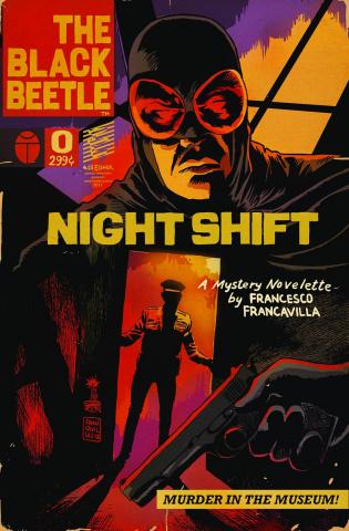 The Black Beetle: Night Shift #0