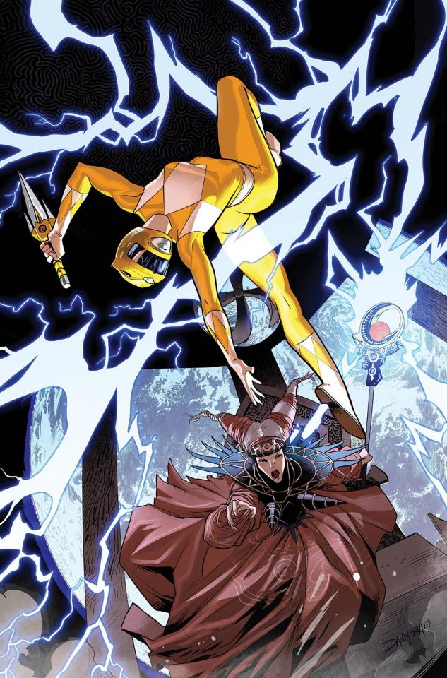 Mighty Morphin' Power Rangers #19 (30 Copy Mora Cover)