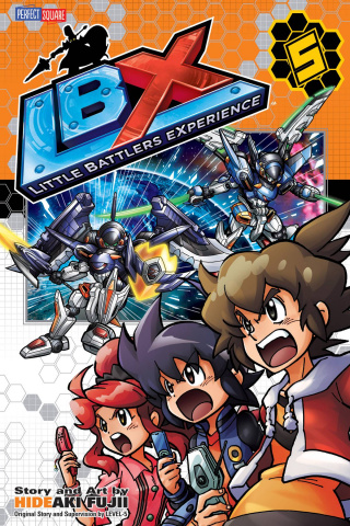 LBX Vol. 5: New Hope
