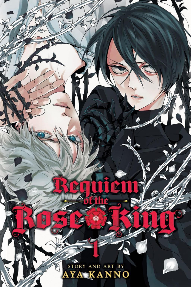 Requiem of the Rose King Vol. 1