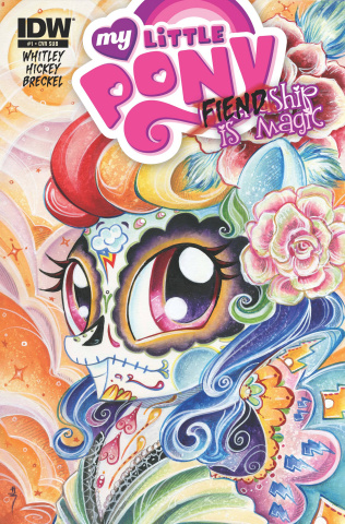 My Little Pony: Fiendship Is Magic #1 (Subscription Cover)