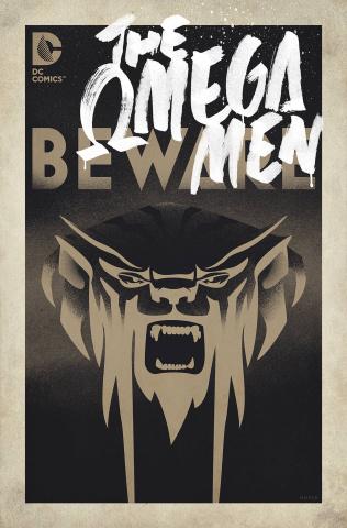 The Omega Men #1 (Variant Cover)