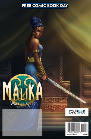 Malika: Warrior Queen