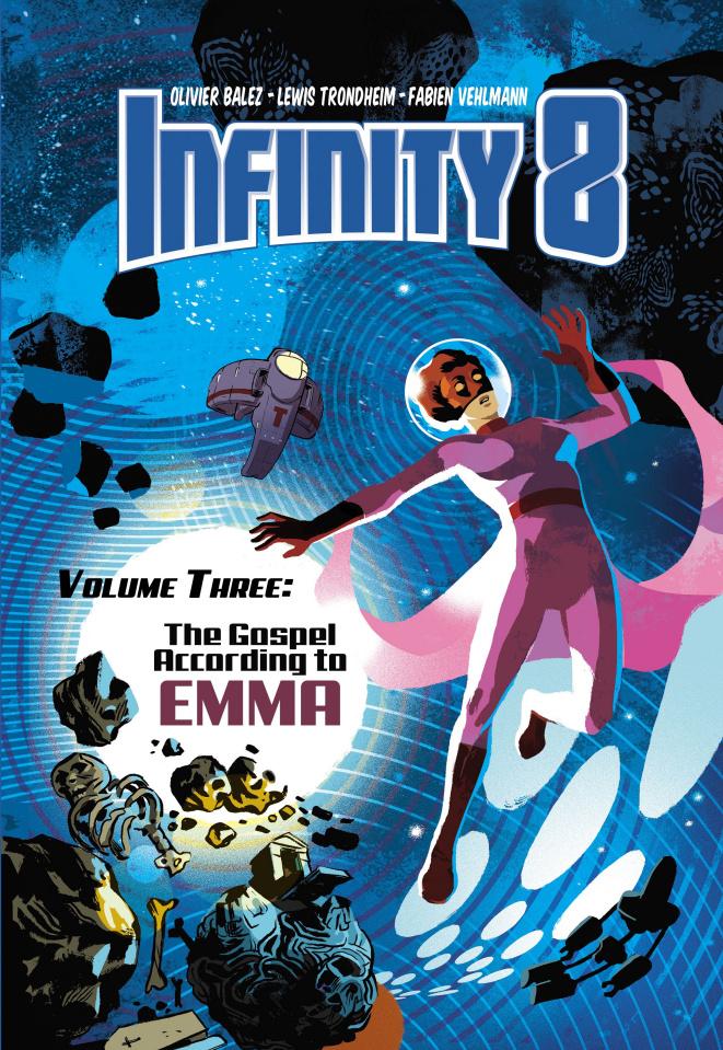Infinity 8 Vol. 3: The Gospel According to Emma