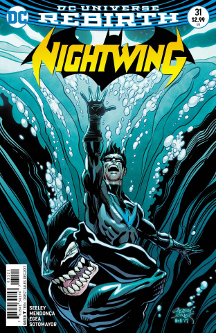 Nightwing #31 (Variant Cover)