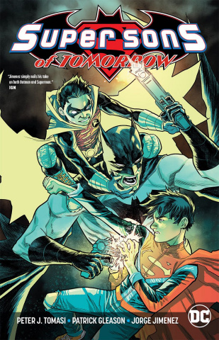 Super Sons of Tomorrow (Rebirth)
