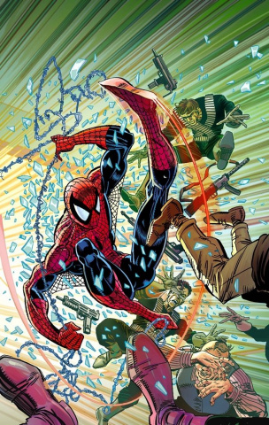 The Amazing Spider-Man #1 (Remastered Cover)