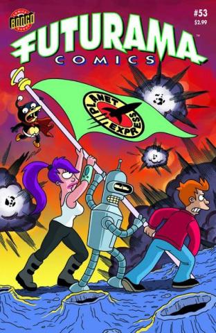 Futurama Comics #53