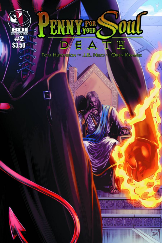 A Penny for Your Soul: Death #2
