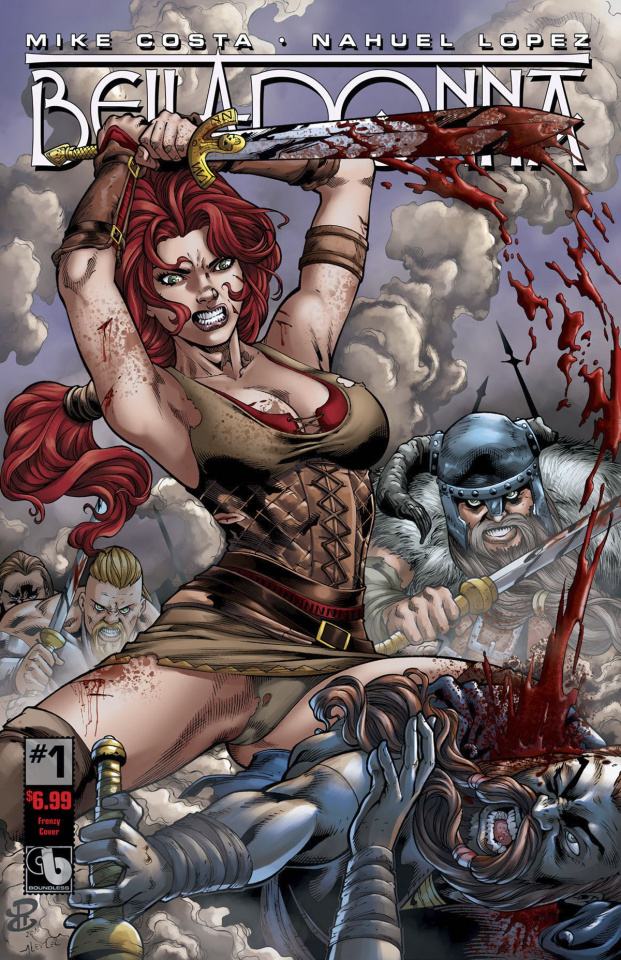 Belladonna #1 (Frenzy Cover)