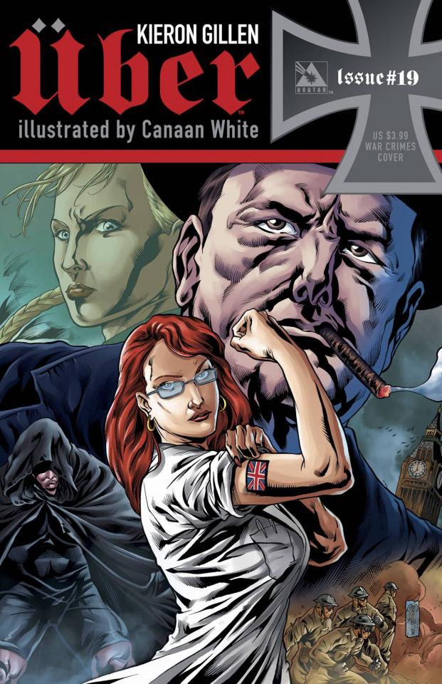 Über #19 (War Crimes Cover)