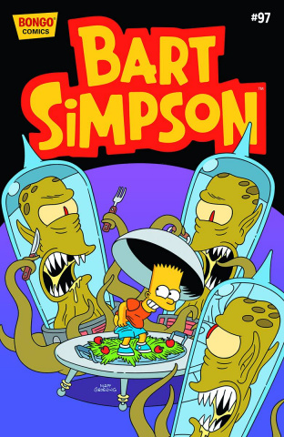 Bart Simpson Comics #97