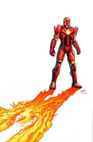Iron Man #6 (2nd Printing)