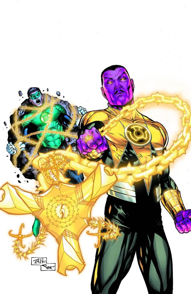Green Lantern #23.4: Sinestro